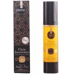DIVINO elixir instantáneo aceite de argán y lino 50 ml