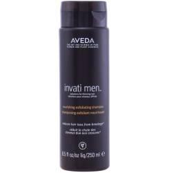 INVATI MEN exfoliating shampoo retail 250 ml