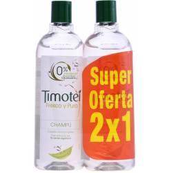 FRESCO Y PURO Champu LOTE 2 x 400 ml