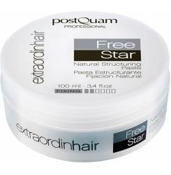 HAIRCARE EXTRAORDINHAIR free star natural structuring paste