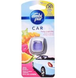 CAR ambientador desechable #fruta tropical