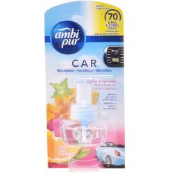 CAR ambientador recambio #fruta tropical 7 ml