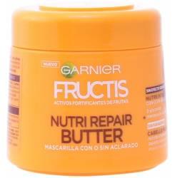 FRUCTIS NUTRI REPAIR BUTTER mascarilla 300 ml