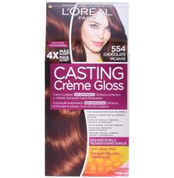 CASTING CREME GLOSS #554-chocolate picante