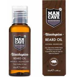 BEARD CARE BLACKSPICE beard oil 50 ml