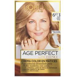 EXCELLENCE AGE PERFECT tinte #61/2,3-castaño clarisimodorado