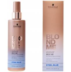 BLONDME instant blush #steel blue 250 ml