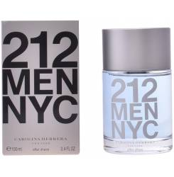 212 NYC MEN after shave 100 ml