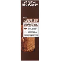 MEN EXPERT BARBER CLUB hidratante barba corta 50 ml