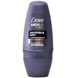 MEN INVISIBLE DRY 48h desodorante roll-on 50 ml