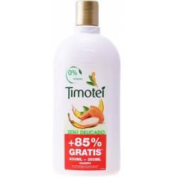 ACEITE ALMENDRAS DULCES champú 2en1 delicado 750 ml