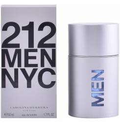 212 NYC MEN edt vaporizador 50 ml