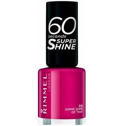 60 SECONDS super shine #335-gimme some of that