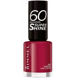 60 SECONDS super shine #340-berries and cream